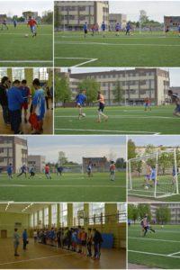 Турнир по футболу 16 мая 2016