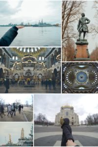 Экскурсия Кронштадт 18 апреля 2017