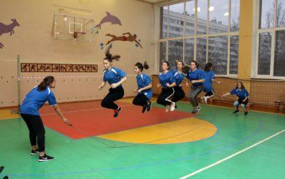 Спортивные соревнования «Юность России»