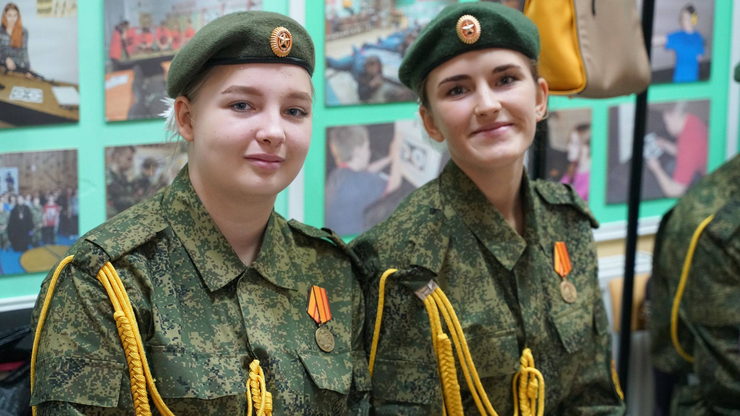 Общегородские соревнования по военно-прикладным видам спорта