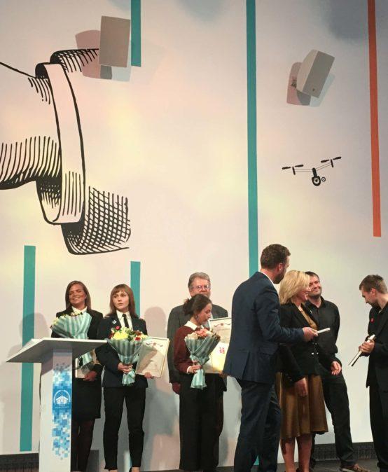 Награждение участников VII чемпионата WorldSkills Russia