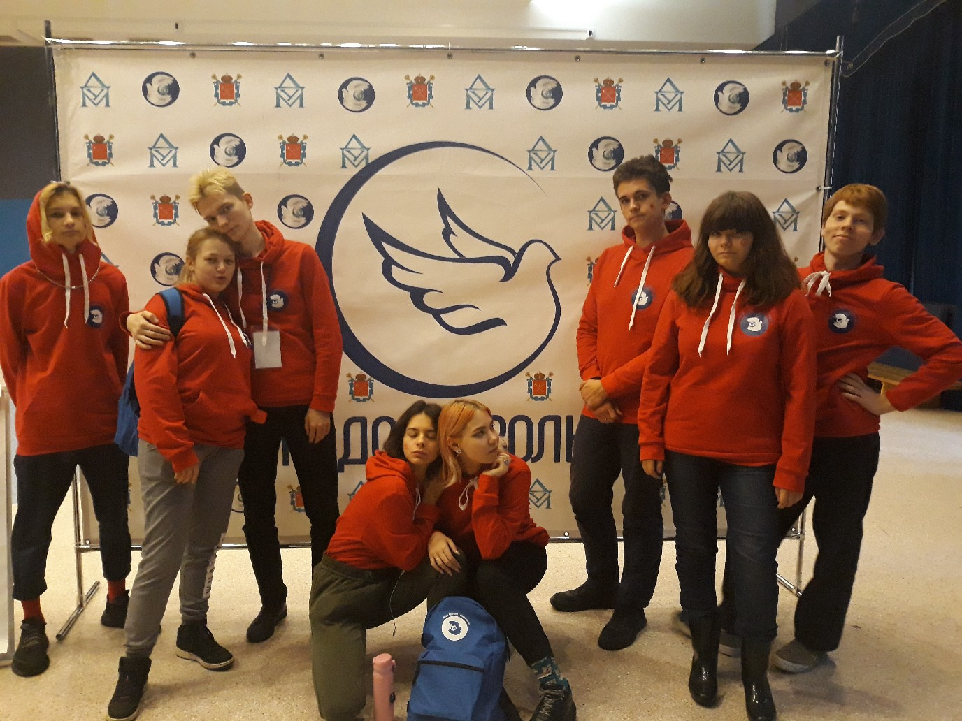 Волонтерский отряд «Оптик»