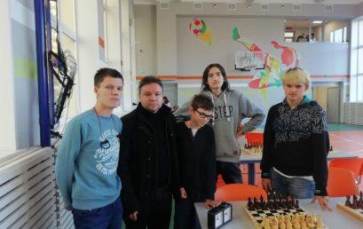 Соревнования по шахматам «Юность России»