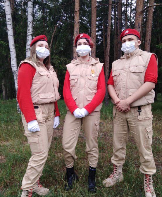 Подготовка к военному параду