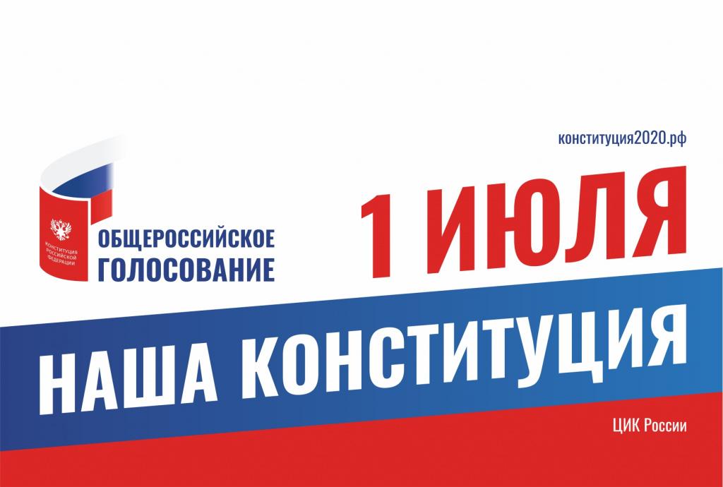 Голосование по поправкам в Конституцию РФ — 2020