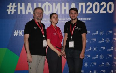 Финал VIII Национального чемпионата «Молодые профессионалы» (WorldSkills Russia)