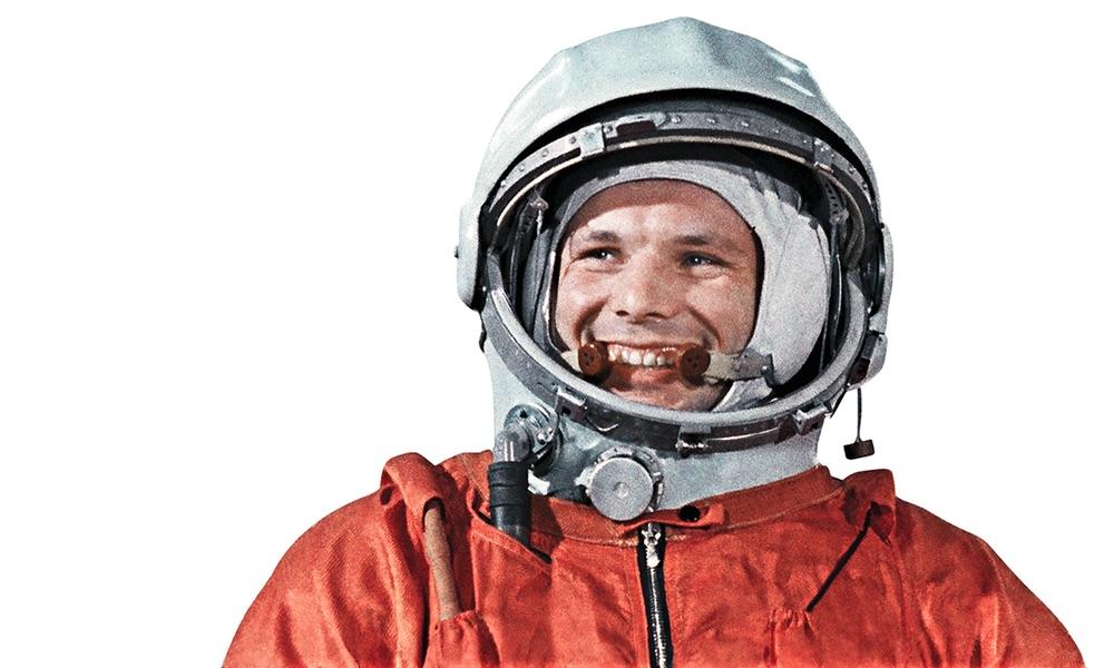 Легендарный первый полёт человека в космос