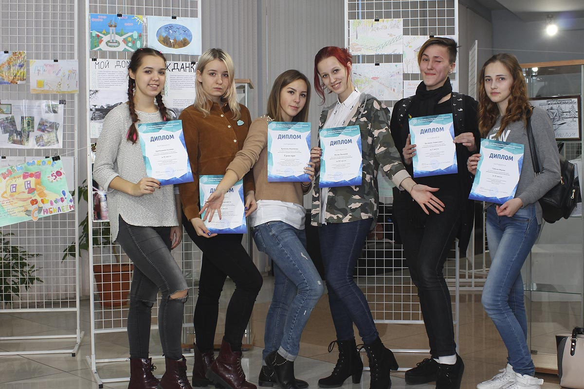 Студенты лицея заняли первые места в районном конкурсе фотографии «Облака над нами»